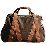 Whillas & Gunn Collection, Classis Small Trap Duffle Bag