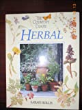 Country Diary Herbal, Sarah Hollis, 0805014144