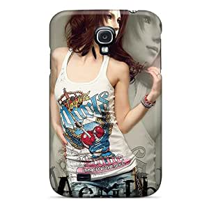 Hot Aerith Gainsborough First Grade Tpu Phone Case For Galaxy S4 Case Cover