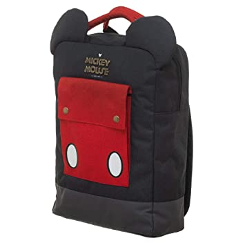 d380f6b48b Amazon.com  Disney Mickey Mouse 3D Ears Laptop Backpack  Coalition Supply