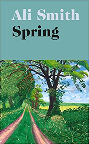 Image result for cover spring ali smith