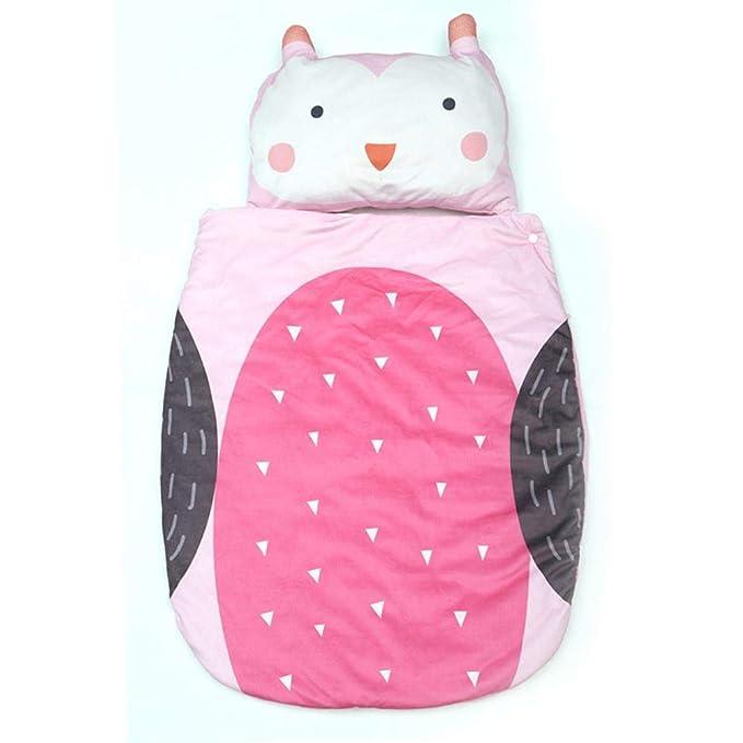CYDKZMEPA Saco de Dormir para bebé, Saco de Dormir para bebé 0-3 , Saco de Dormir para bebé Creativo , Saco de Dormir para niños cálido y cómodo , pequeño ...
