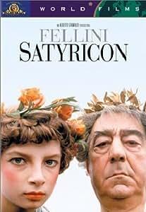 Fellini Satyricon (Widescreen) (Sous-titres français) [Import]