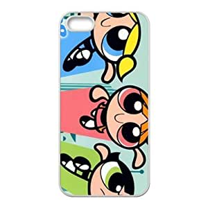 The Powerpuff Girls Cell Phone Case for iPhone 5S