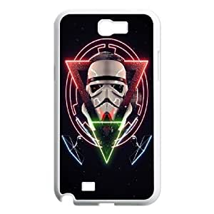 Samsung Galaxy Note 2 N7100 Phone Cases White Star Wars CXS062165