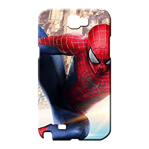 samsung note 2 Shock Absorbing PC Forever Collectibles mobile phone shells the amazing spider man 2 new