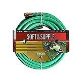 Swan Products CSNSS58050 Swan Soft Supple Reinf Rubber/vinyl 5/8' x 50' Garden Hose (Swan ProductsCSNSS58050 )