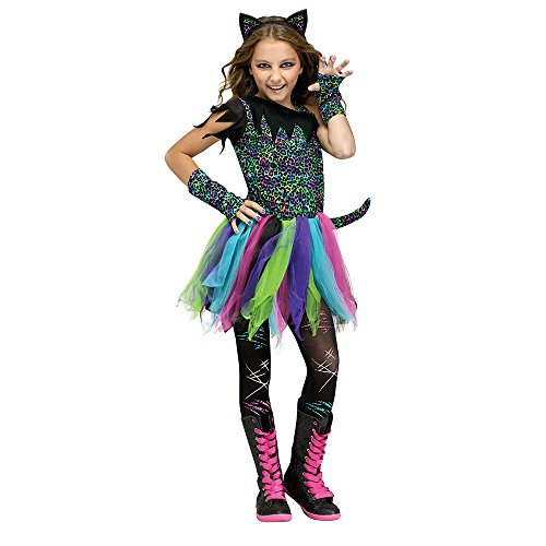 Wild  (Rainbow Cat Costume)