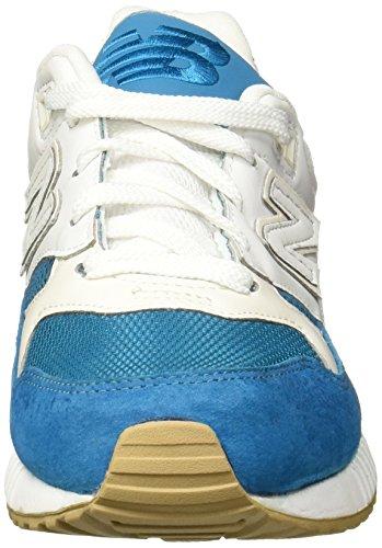 New Balance Kvinna W530 Klassiskt Kör Mode Sneaker Kricka / Vit