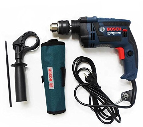 bosch gsb 13 re 1 2 inch variable speed impact drill kit. Black Bedroom Furniture Sets. Home Design Ideas