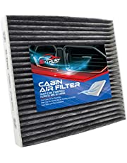 Bi-Trust FTC00014 (CF10285) Replacement for Carbon Fiber Cabin Air Filter for Toyota/Subaru/Lexus/Camry/Corolla/Prius/RAV4/Legacy/Outback/CT200h/ES350/IS250/IS350/IS460/RX350/