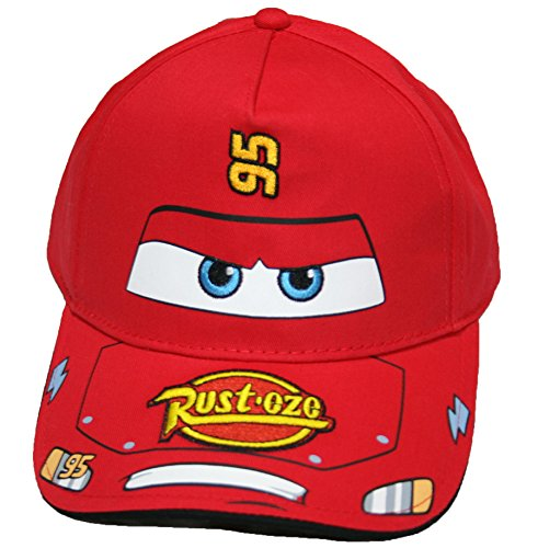 Cars Lightning McQueen Little Boys Character Baseball Hat