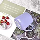 Bosmarlin Glossy Ceramic Coffee Mug, Tea Cup for