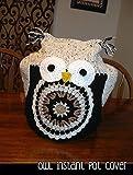 Owl Instant Pot Cover