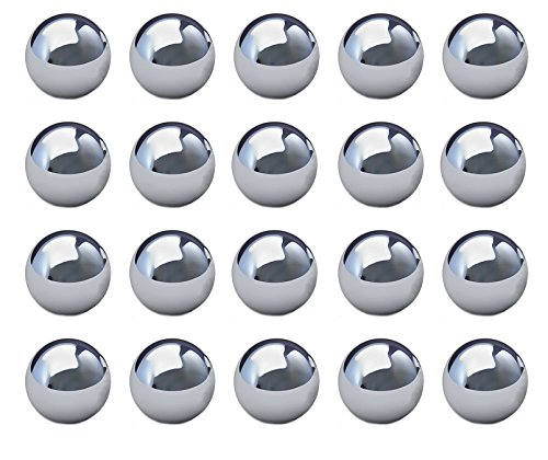 - Four Brothers Spacerail Replacement Steel Balls (Pack of 20)