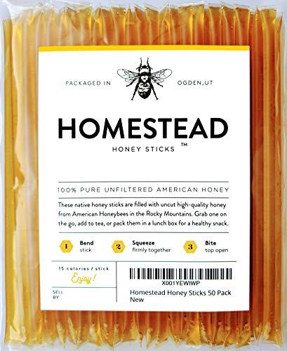 Homestead Honey Sticks All