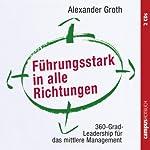 Führungsstark in alle Richtungen: 360-Grad-Leadership für das mittlere Management | Alexander Groth