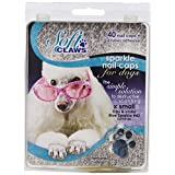 Soft Claws Canine Nail Caps, X-Small, Blue