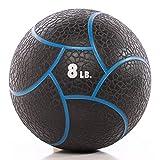 Power Systems Elite Power Med Ball Prime, 8 Pounds, Light Blue
