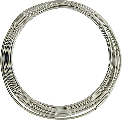 Artistic Wire 14-Gauge Tinned Copper Coil Wire, 10-Feet