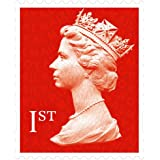 100 x Royal Mail 1st Class Stamps Self-Adhesive