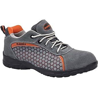 Paredes RUBIDIO GRIS PAREDES SP5013-GR/41 - Zapato seguridad gris, puntera +