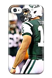 AnthonyR Perfect PC Case For Iphone 4/4S Cover Anti-scratch Protector Case (new York Jets )