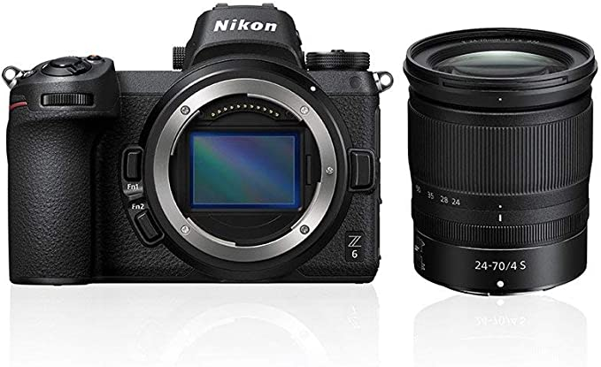 Nikon Z6 + NIKKOR Z 24-70 mm f/4 S Kit