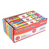 Madisi Assorted Colorful Pencils, Incentive Pencils,#2 HB, 10 Designs, 150 Pack, pencils bulk for kids