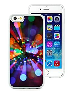 2014 Newest Case Cover For SamSung Galaxy Note 2 Christmas Lights White Hard Case 1