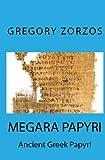 Megara Papyri, Gregory Zorzos, 1441422498