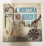 1960's La Nortena El Mini Mariachi De Roman Palomar : Antilla 643 : Comes with a CD Transfer