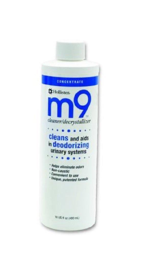 Hollister m9 Cleaner / Decrystallizer, 16 oz Bottles - 1/Case of 12