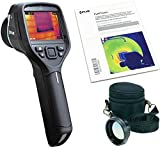FLIR E60bx Compact Thermal Imaging Camera with 320 x 240 IR Resolution, MSX and 15 Degree Lens (Discontinued by Manufacturer)