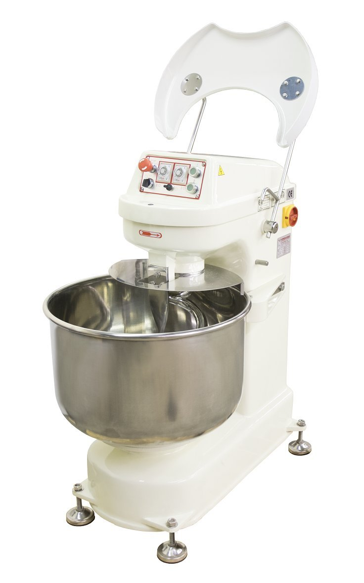 Amazon.com: American Eagle Food Machinery AE-3050 Quart Dual Motor Spiral Dough Mixer: Industrial & Scientific