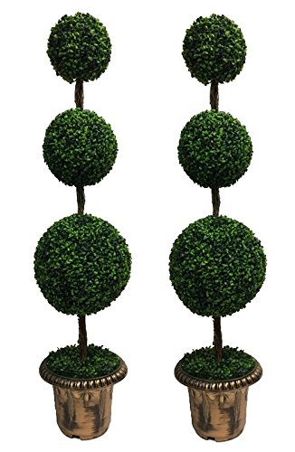 Artificial Topiary Balls With Led Lights in Florida - 8