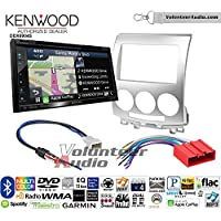 Volunteer Audio Kenwood Excelon DNX694S Double Din Radio Install Kit with GPS Navigation System Android Auto Apple CarPlay Fits 2006 Mazda 5
