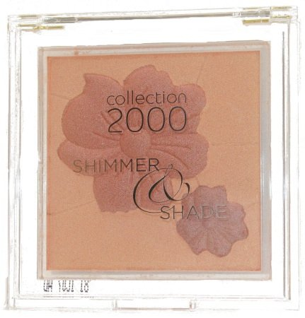 Collection 2000 Shimmer and Shade Blusher/Bronzer - Pink Me Up