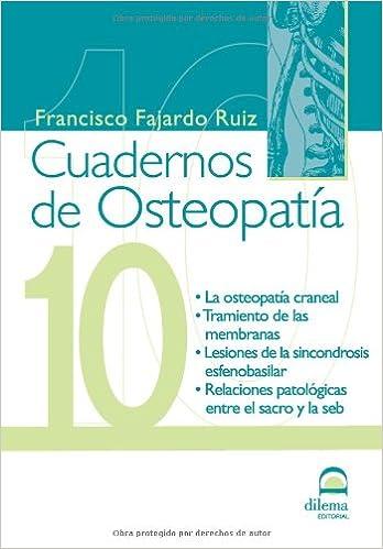 Cuadernos De Osteopatía. Tomo 10 por Francisco Fajardo Ruiz epub