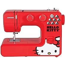 Janome 13512 Red Hello Kitty Sewing Machine