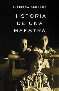 Historia de una maestra par Aldecoa