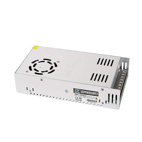 L.L.QYL Accesorios de Impresora 3D Fuente de alimentación S ...