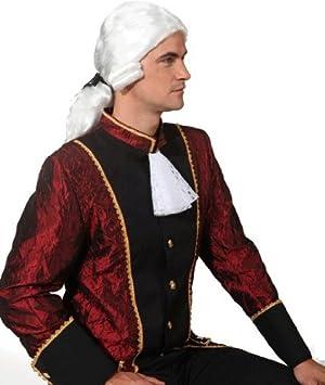Mens Wig Mozart (peluca)