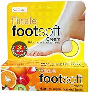 2 Packs of Foot Soft Cream, Helps Repair Cracked Heels Cream 30 G