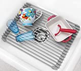 Roll-Up Sink Protector Size: 0.5'' H x 18'' W x 12'' D