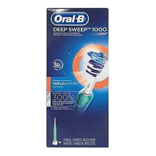 Procter & Gamble Oral-B Pro 1000 Deep Sweep Electric Rech...