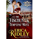The Viscount's Tempting Minx: A Regency Romance Novella (Dukes of War Book 1)