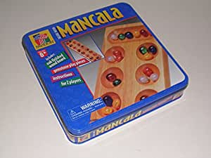 Deluxe Wood Mancala by Cardinal