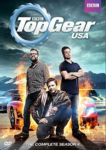 Top Gear Usa: Season Four [DVD] [Region 1] [US Import] [NTSC] (Top Gear Us Season 1 compare prices)