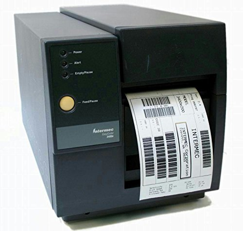 Intermec 3400E EasyCoder Thermal Barcode Label Tag Printer 3400E01400200 (Network/Parallel/Serial)